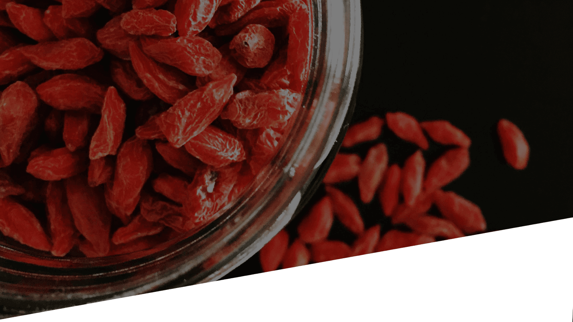 healthy superfoods goji