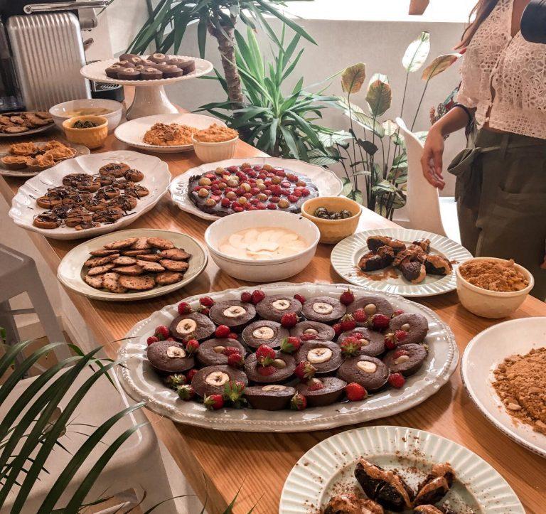 Workshop de Bolachas, Muffins, Bolos e Snacks